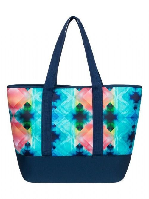 ROXY WOMENS BAG.NEW SUN CRUSH NEOPRENE ZIPPED BEACH SHOULDER HOLDALL 7S/058/WBT8